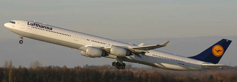 lufthansa starts airbus a340 600 phase out aeroanalysis. Black Bedroom Furniture Sets. Home Design Ideas