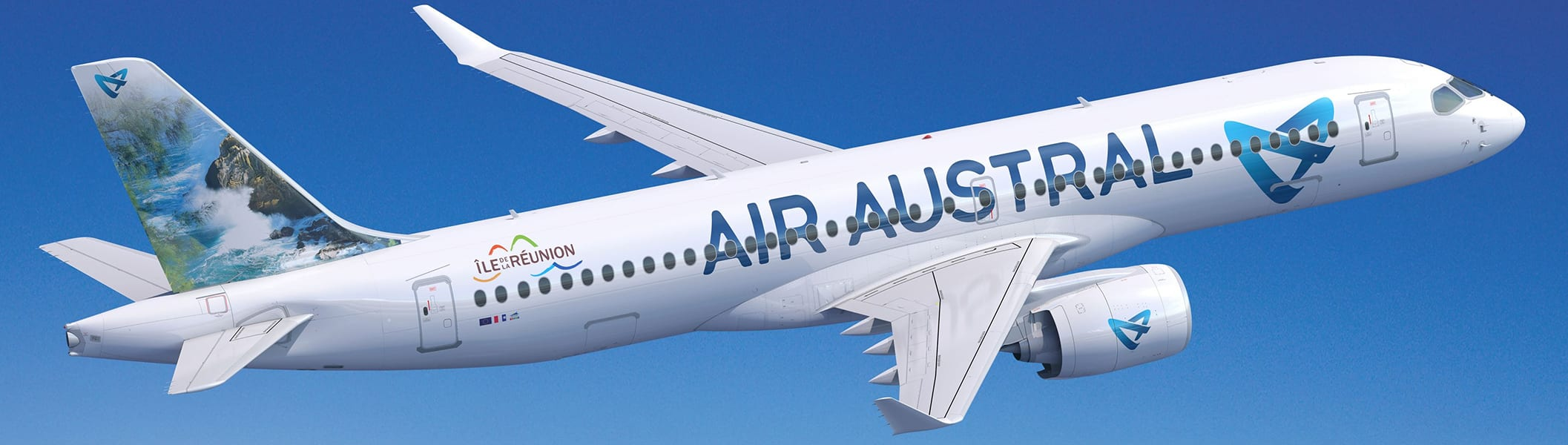 Air Austral and Airbus sign agreement for 3 A220 Aircraft
