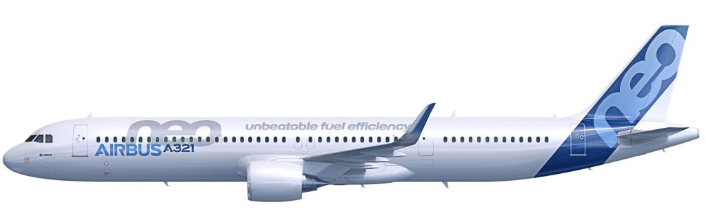 Boeing and Airbus March orders - Airbus A321neo