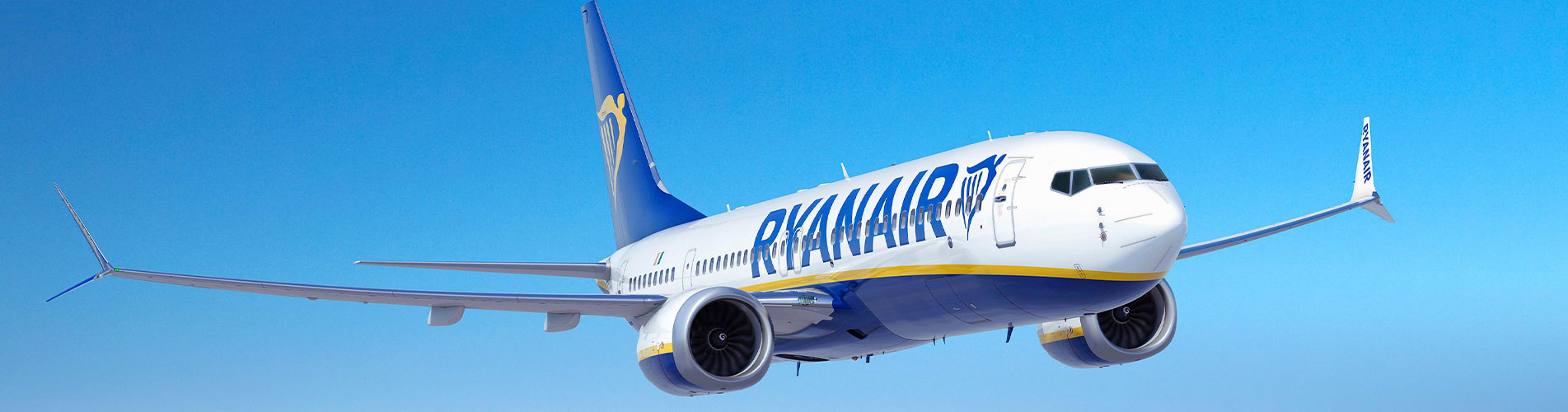 Ryanair Orders 75 Extra Boeing 737 MAX Aircraft